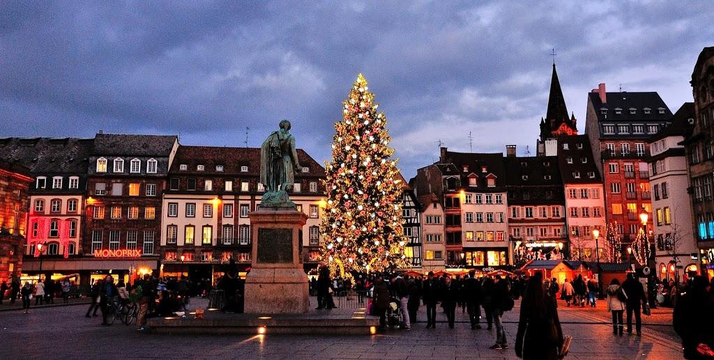 Bonnes fêtes de fin d'année et vive 2015